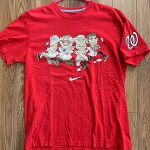 Nike Washington Nationals T shirt